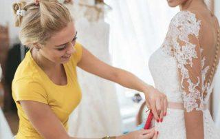 שמלת חתונה